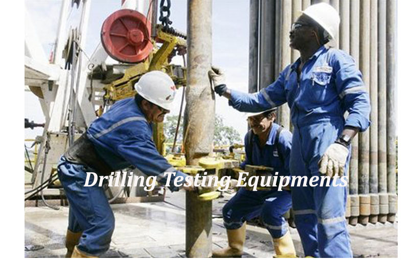 drilling testing equipment<br>